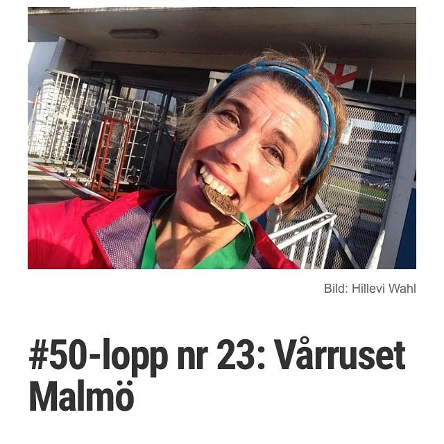 Vårruset i Malmö. Nu med mitt livs första vlogg-film! Tack Malmö!