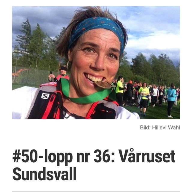 Tack Sundsvall! Och Charlotte Kalla. Filmen och bloggen och ännu en ruskvädersrapport.