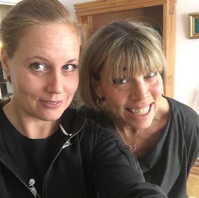 Tittut! Jag dyker upp lite överallt just nu. Som hemma hos @anneliestahl79 med @swimrunpodden - på onsdag kan ni lyssna.