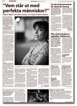 Alingsås Tidning 2011