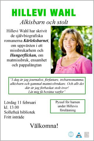 Hillevi wahl Sollefteå