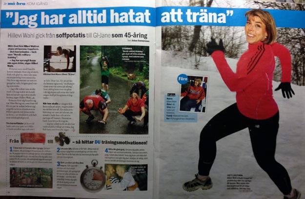 Aftonbladet Söndag Hillevi Wahl