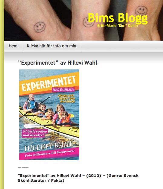 Bims blogg