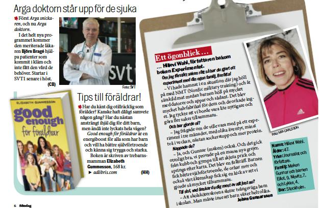 Aftonbladet experiment
