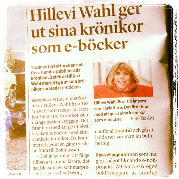 Norrtelje Tidning. Kärlek.