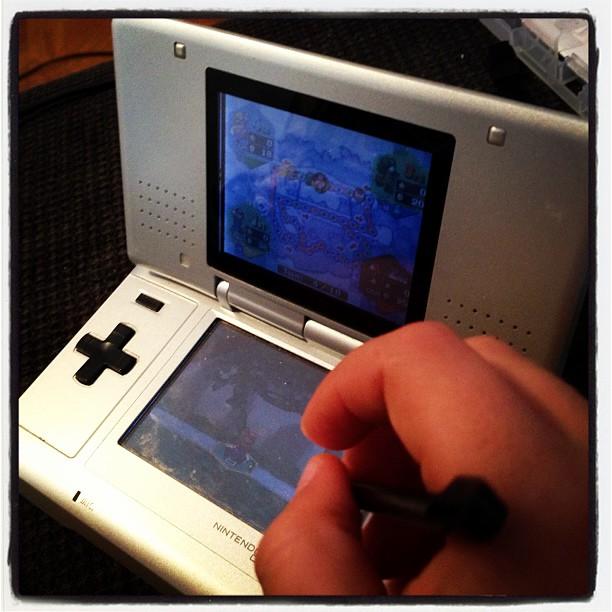 Loppisfynd 2 och 3: Nintendospel för 30 kr styck. Lagom.