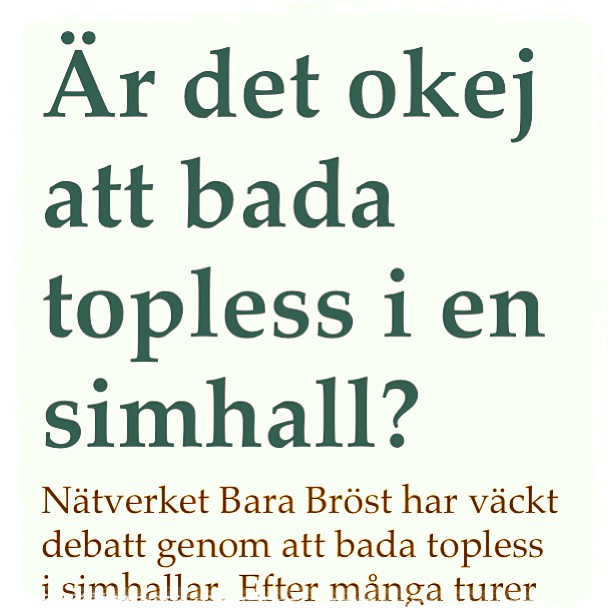 Och kan gamla tanter också i så fall? Vett & Etikett. Dagens gratisbok. Moderna spörsmål.