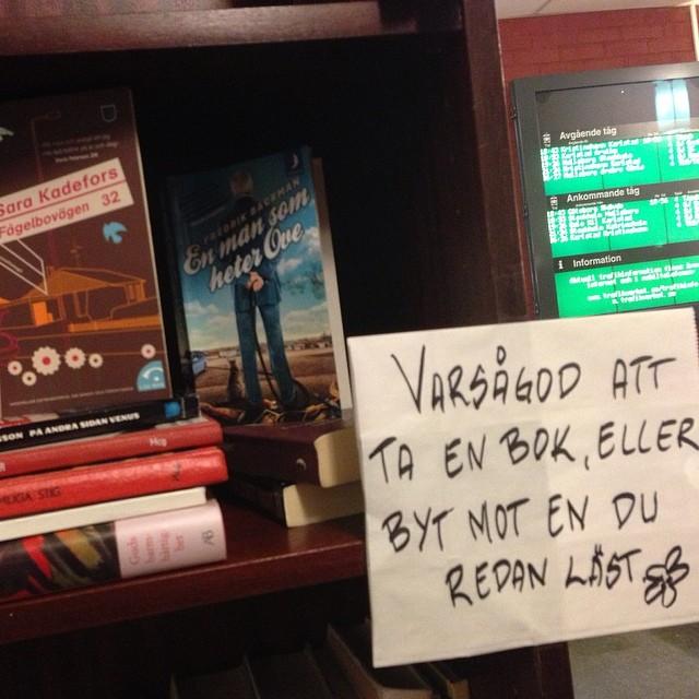 Degerfors station ftw!