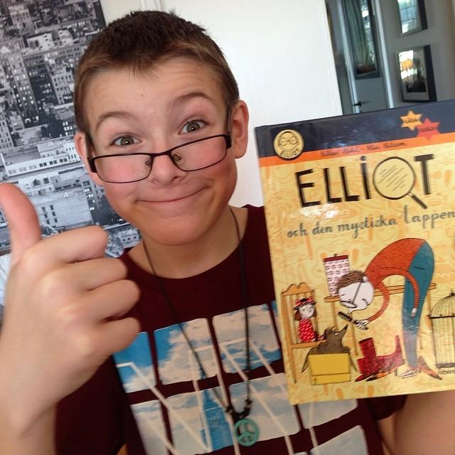 Äntligen är nya Elliotboken här!