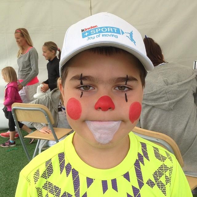 Clownen.