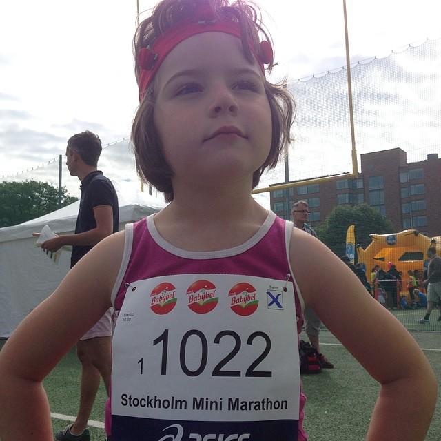 Redo för Minimarathon!