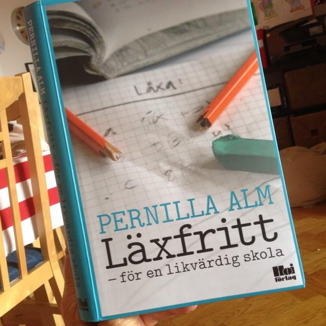 Mycket intressant bok. Även för en läxförespråkare som mig. Vad är era personliga uppfattningar om läxor? Flipp eller flopp?