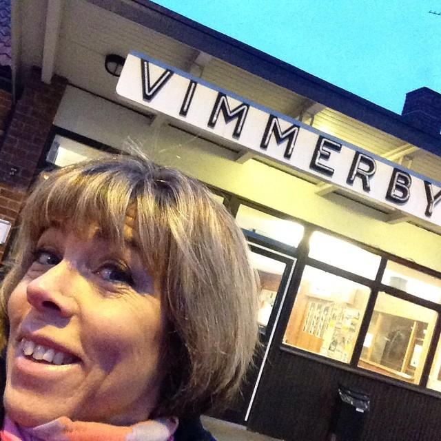 Hej då Vimmerby! Tack för alla kramar och all kärlek. Det bor fina människor här.