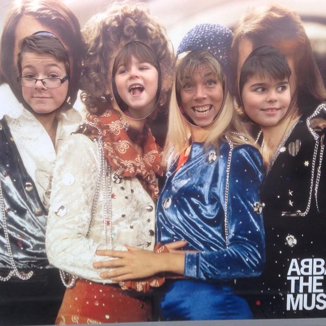 ABBA-museet. Såklart