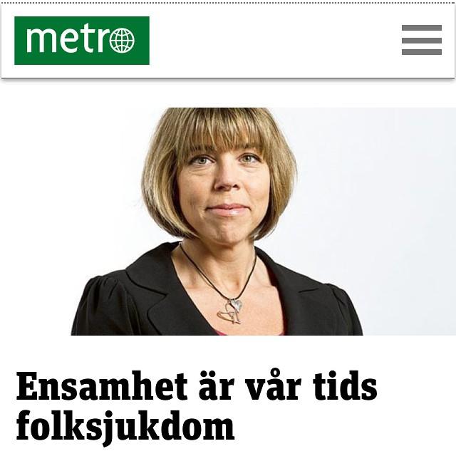 Dagens Metrokrönika.