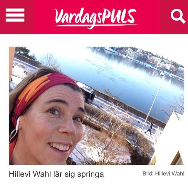 Äntligen ska jag lära mig springa. Del 1. Med Team Nordic Trail. Och special thanks till Miranda Kvist.
