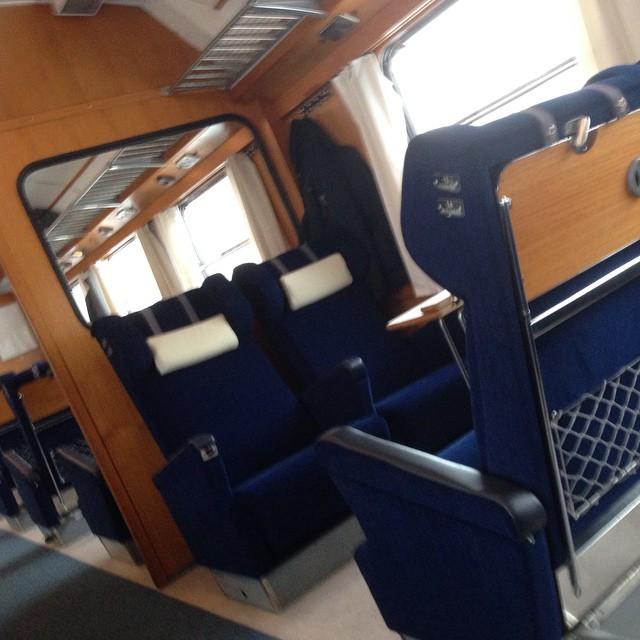 Blå Tåget. Fint. #