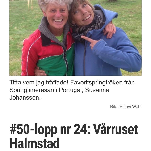 Dagens rapport från Vårruset i Halmstad. Och mitt livs andra vlogg-film!