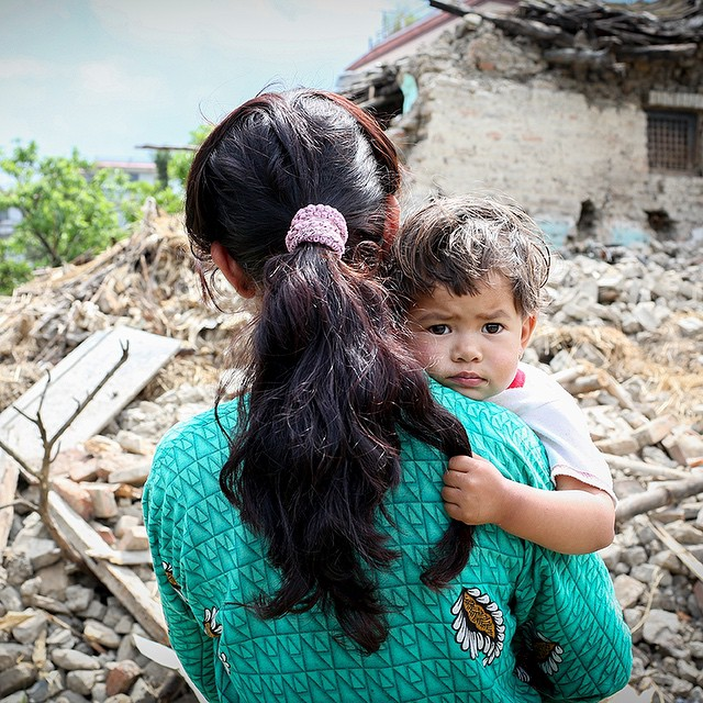Ytterligare en jordbävning har drabbat #Nepal. Läget är akut. Stöd @plansverige - SMS:a JORDBÄVNING till 72910 och skänk 100 kr.