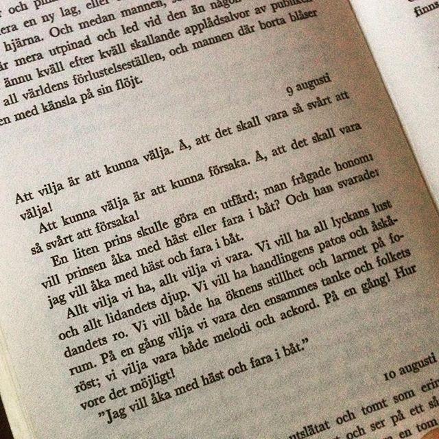 Hjalmar Söderberg. Ur Doktor Glas.