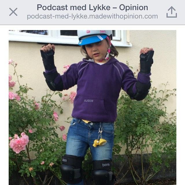 Missa inte Podcast med Lykke. Hon är en naturbegåvning! Och vill gärna ha brevfrågor och glada tillrop.