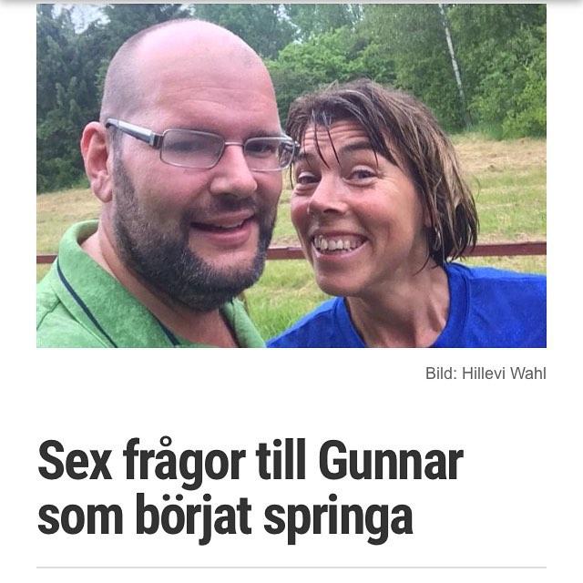Och hur går det för Gunnar då? http://www.vardagspuls.se/bloggar/hillevi-wahl/sex-fragor-till-gunnar-som-borjat-springa/