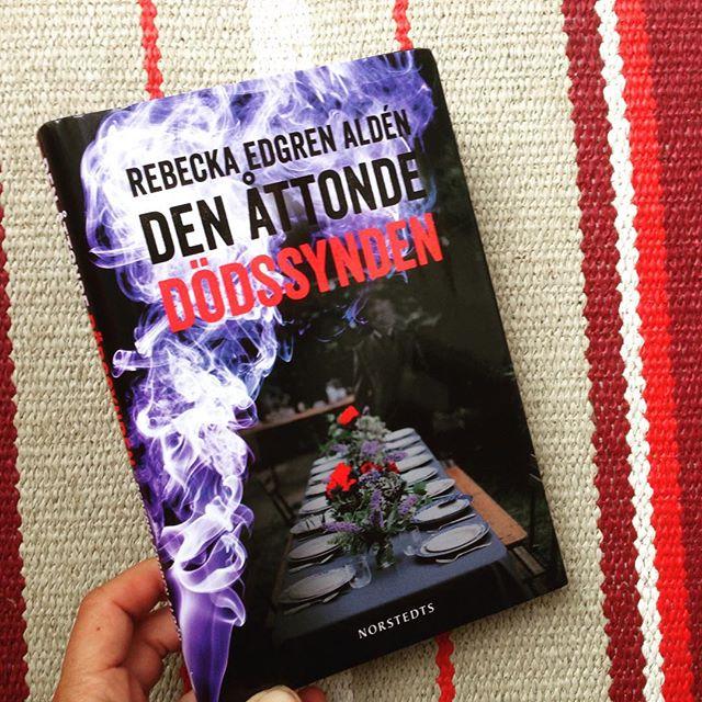 Äntligen är den här! Min vän Rebecka Edgren Aldéns förstfödda! En av de bästa människorna jag vet.