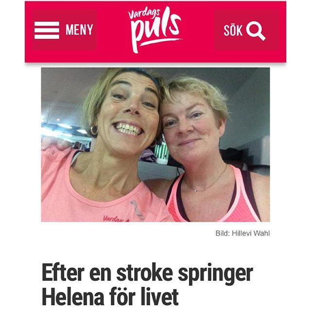 Dagens miniintervju. Med härliga Helena.