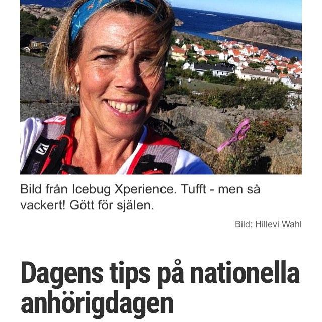 Dagens tips på nationella angörigdagen. Http://www.vardagspuls.se/bloggar/hillevi-wahl/dagens-tips-pa-nationella-anhorigdagen/