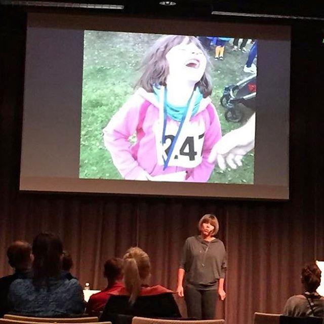Sådan fin bild från föreläsningen i dag. Tack Ann-Sofie Forsmark!