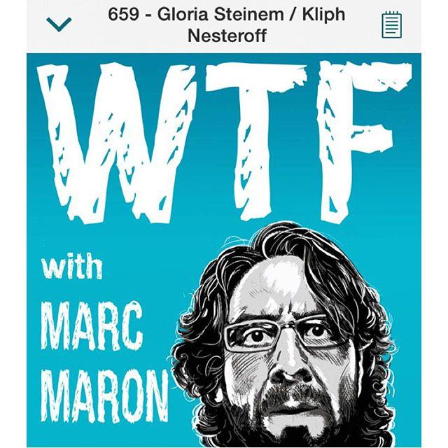 Gloria! Steinem! Episkt.