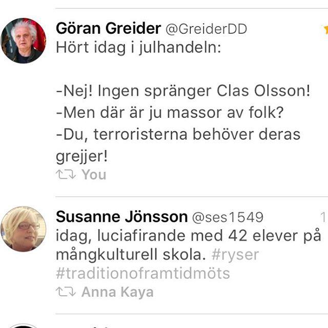 Göran Greider. Ha!