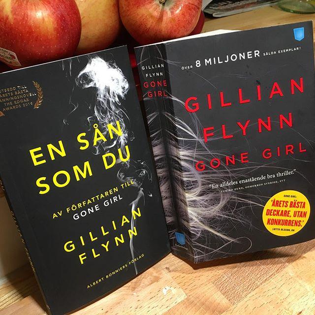 Bokkärlek. Läsglädje. Jag slukar Gillian Flynn med hull och hår. Läs läs läs! @gillianflynnofficial