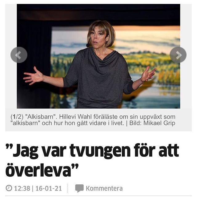 Fint reportage efter gårdagens föreläsning. Http://www.nt.se/nyheter/finspang/jag-var-tvungen-for-att-overleva-12474402.aspx