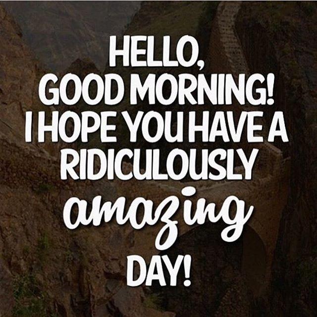 Man kan ju alltid hoppas! Och man får vad man ger. Så ge! Le! Skutta! Lägg lite energi och engagemang i det ni gör i dag. Lite extra. Se skillnaden, sedan.