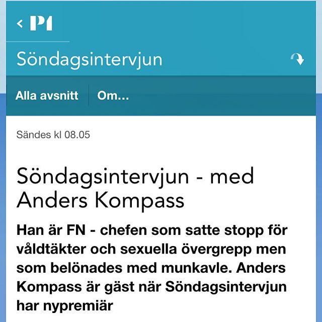 Ni måste bara lyssna. Det är som en skräckfilm. Anders Kompass - vilken enastående diplomat. Nu vill jag ha böckern, filmerna. Och förändring. Inte minst.