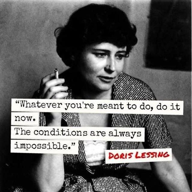 Alltid. Doris Lessing.