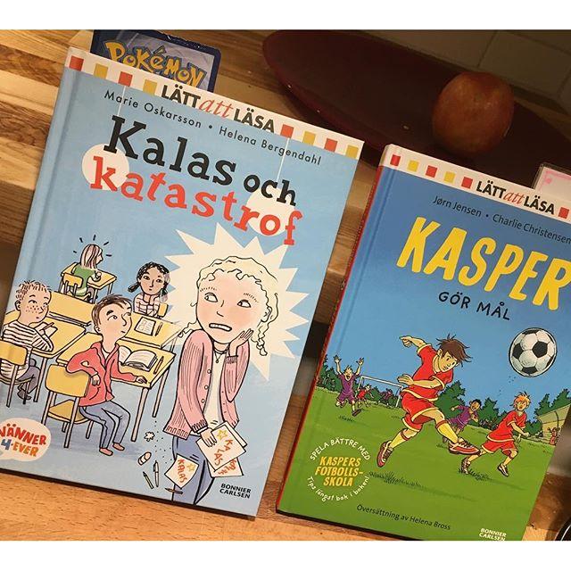 Lykkes favoritböcker just nu. @bonniercarlsen