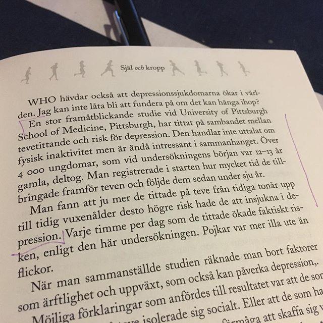 Ur boken Själ och kropp av Jill Taube. Himla bra bok. Läs! @brombergsforlag
