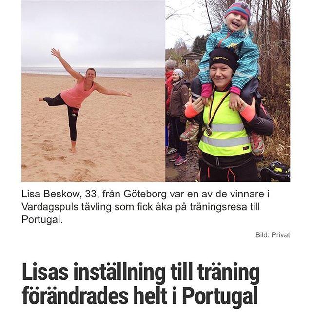 Det här är så häftigt! Jag har ju följt de här tjejerna ända sedan de vann Springtimeresan på Vårruset. Lisa är först ut med att berätta hur resan förändrade hennes liv. Http://www.vardagspuls.se/motion--traning/traningsresan-lisa-beskow/?utm_source=newsletter&utm_medium=email&utm_campaign=Newsletter_vecka14&mc_cid=3f7f95afcd&mc_eid=7e6f5afdbd