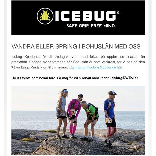 Icebug Xperiende. Ett av förra årets absolut häftigaste upplevelser. Lopp för de vuxna. Äventyrsskola för barnen. Vild och vacker bohusländsk natur - och det där ljuset! Ljuset! I september är det dags igen. Jag åker! Häng med!