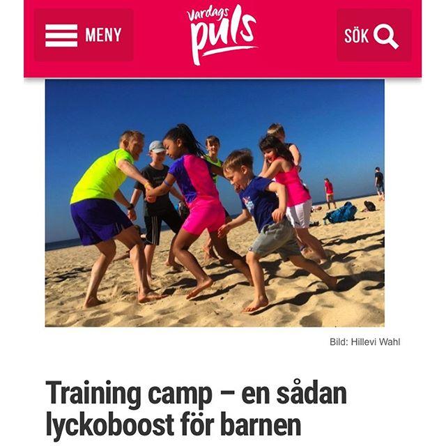 Lyckan. http://www.vardagspuls.se/bloggar/hillevi-wahl/training-camp--en-sadan-lyckoboost-for-barnen/