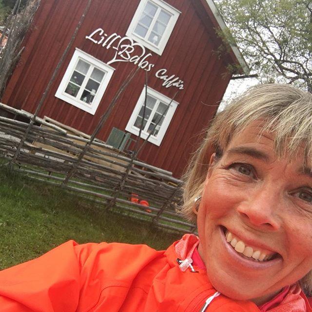 Jag hann en sväng till Lill-Babs också. When you're in Järvsö...