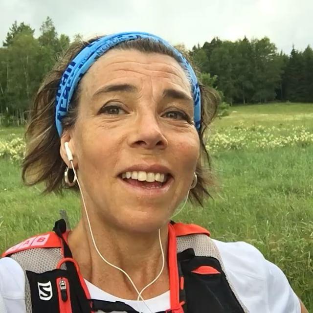 Runstreak #5. Rufsigare än någonsin. Och heter det gulrumpad flugsnappare på svenska? Vad säger alla ni ornitologer?
