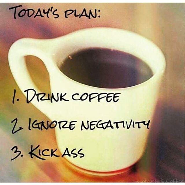 God morgon! Och tack Monica Linden! Nu har jag redan dagens plan helt klar.