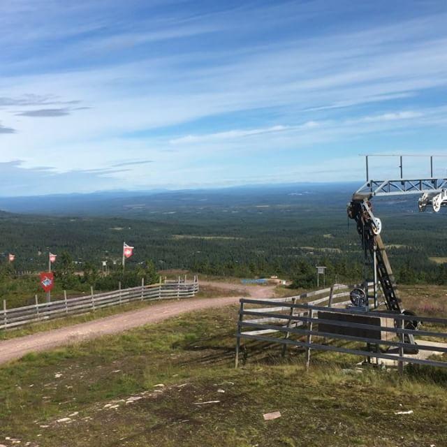 Sista åket i Sälen. Lovely day!