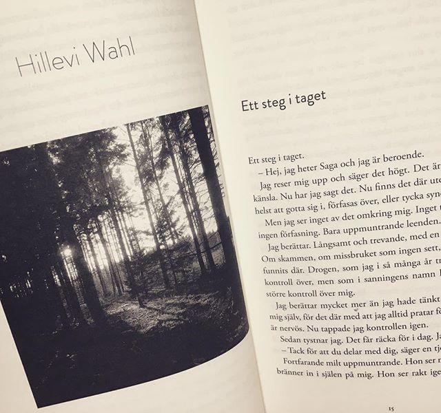 Och redan på sidan 15 dyker jag upp. Fint det. Ur Bara några varv runt jorden. @lonesomerunners @kallakulor