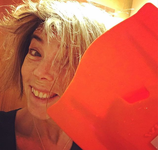 Jag och mina flippers. En kärlekshistoria. Tack @trispot @trispot_official #