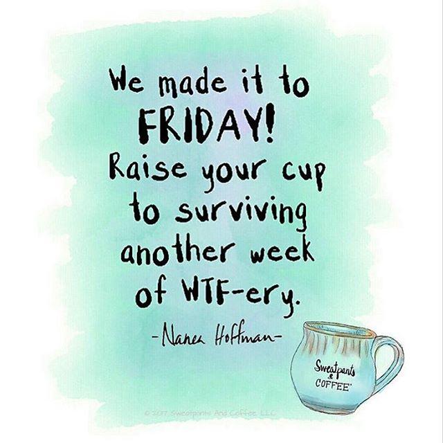 Yes! Thanks @sweatpantsandcoffee