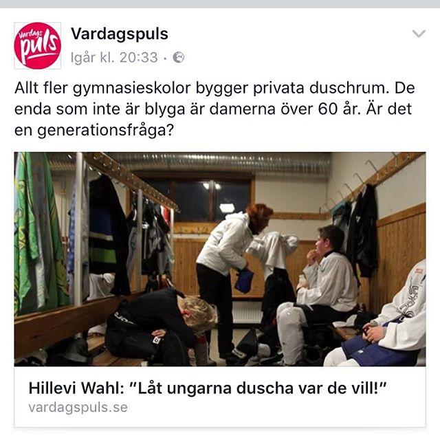 Håller du med mig? Http://www.vardagspuls.se/inre-halsa/lat-ungarna-duscha-var-de-vill/